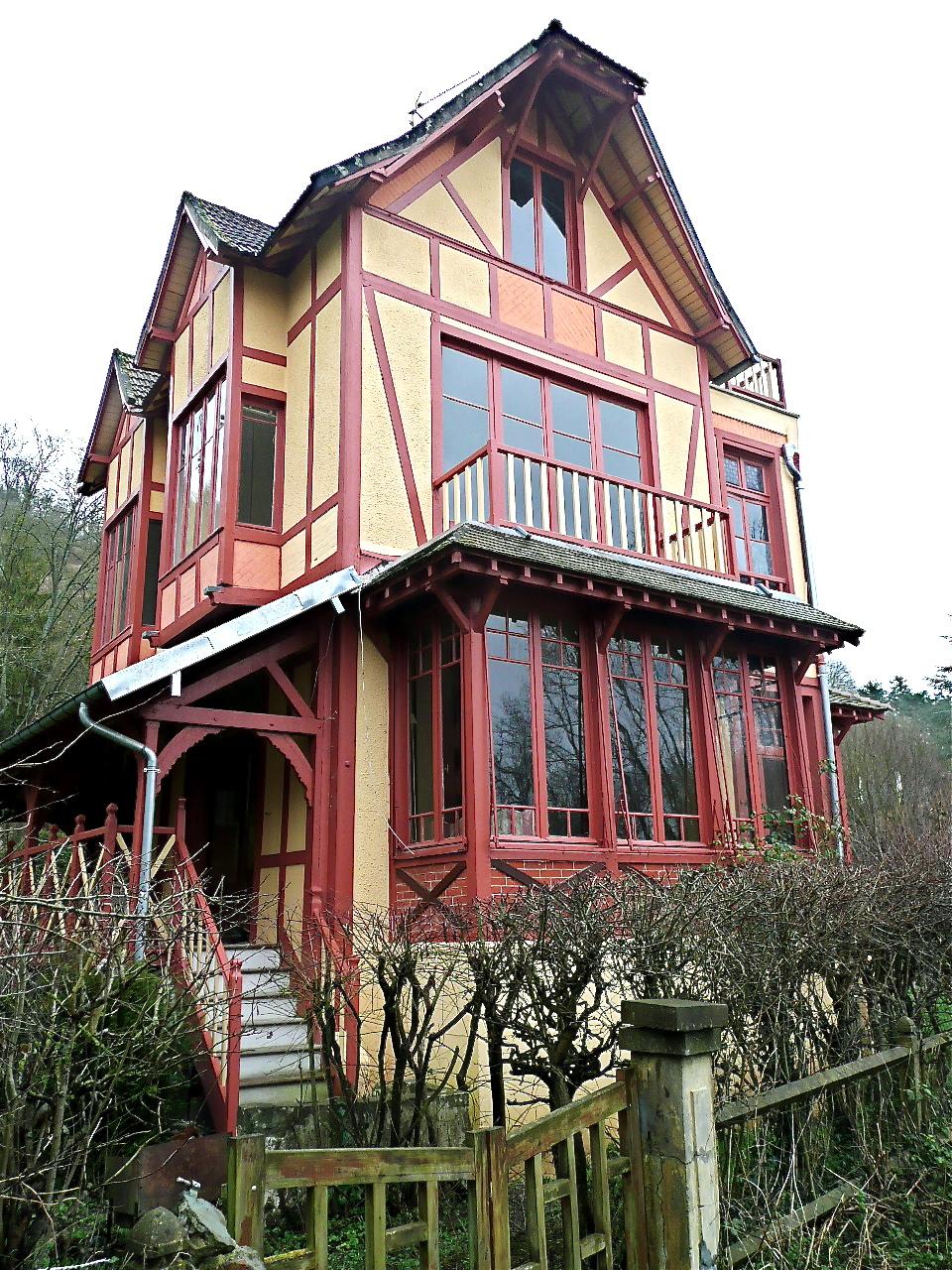 Maisons au bord de l eau vendre eau et patrimoine - Google vue des maisons ...